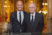 Look! Woman of the Year-Awards 2015 - Rathaus - Di 17.11.2015 - Peyman AMIN mit Vater34