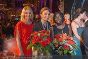 Look! Woman of the Year-Awards 2015 - Rathaus - Di 17.11.2015 - Frauke LUDOWIG, Farah DIBA, Auma OBAMA367