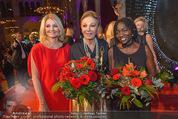 Look! Woman of the Year-Awards 2015 - Rathaus - Di 17.11.2015 - Frauke LUDOWIG, Farah DIBA, Auma OBAMA368