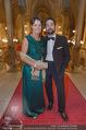 Look! Woman of the Year-Awards 2015 - Rathaus - Di 17.11.2015 - Martina L�WE mit Ehemann47