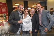 Genussguide Präsentation - Studio 44 - Mi 18.11.2015 - Robert LETZ, Marion FINGER, Alexandra OTTO, Robert OTTO6