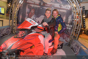 Formula Snow PK - The Mall - Mi 18.11.2015 - Virginia ERNST, Andy WERNIG3