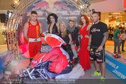 Formula Snow PK - The Mall - Mi 18.11.2015 - Gruppenfoto MASCARA, KALASCHNIKOV, ERNST, WERNIG, WIEDENHOFER37