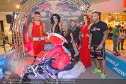 Formula Snow PK - The Mall - Mi 18.11.2015 - Gruppenfoto MASCARA, KALASCHNIKOV, ERNST, WERNIG, WIEDENHOFER38