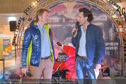Formula Snow PK - The Mall - Mi 18.11.2015 - Tom WALEK, Andy WERNIG40