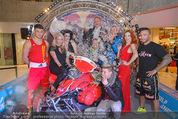 Formula Snow PK - The Mall - Mi 18.11.2015 - Gruppenfoto mit Polsterschlacht, Federn61