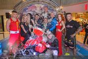 Formula Snow PK - The Mall - Mi 18.11.2015 - Gruppenfoto mit Polsterschlacht, Federn66