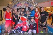 Formula Snow PK - The Mall - Mi 18.11.2015 - Gruppenfoto mit Polsterschlacht, Federn68