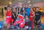 Formula Snow PK - The Mall - Mi 18.11.2015 - Gruppenfoto mit Polsterschlacht, Federn69