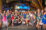 Miss Earth Party - FashionTV Cafe - Do 19.11.2015 - Missen, Miss Earth, Gruppenfoto1