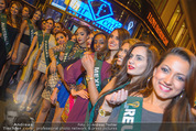 Miss Earth Party - FashionTV Cafe - Do 19.11.2015 - Missen, Miss Earth, Gruppenfoto19