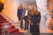 Olafur Eliasson Ausstellung - Winterpalais - Fr 20.11.2015 - Familie Francesca HABSBURG Mutter Fiona T�chter Eleonore, Glori103