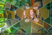 Olafur Eliasson Ausstellung - Winterpalais - Fr 20.11.2015 - Francesca HABSBURG121