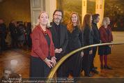 Olafur Eliasson Ausstellung - Winterpalais - Fr 20.11.2015 - Francesca HABSBURG, Agens HUSSLEIN, Olafur ELIASSON124