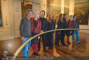 Olafur Eliasson Ausstellung - Winterpalais - Fr 20.11.2015 - Francesca HABSBURG, A HUSSLEIN, Olafur ELIASSON, Ernesto NETO126