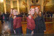 Olafur Eliasson Ausstellung - Winterpalais - Fr 20.11.2015 - Agens HUSSLEIN, Francesca HABSBURG133
