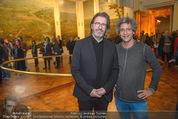 Olafur Eliasson Ausstellung - Winterpalais - Fr 20.11.2015 - Olafur ELIASSON, Ernesto NETO135