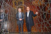 Olafur Eliasson Ausstellung - Winterpalais - Fr 20.11.2015 - Josef OSTERMAYER, Alfred WEIDINGER15