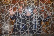 Olafur Eliasson Ausstellung - Winterpalais - Fr 20.11.2015 - Josef OSTERMAYER, Alfred WEIDINGER18