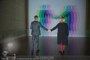 Olafur Eliasson Ausstellung - Winterpalais - Fr 20.11.2015 - Josef OSTERMAYER, Agnes HUSSLEIN26