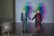 Olafur Eliasson Ausstellung - Winterpalais - Fr 20.11.2015 - Josef OSTERMAYER, Agnes HUSSLEIN28