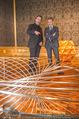 Olafur Eliasson Ausstellung - Winterpalais - Fr 20.11.2015 - Olafur ELIASSON, Josef OSTERMAYER43