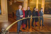 Olafur Eliasson Ausstellung - Winterpalais - Fr 20.11.2015 - Olafur ELIASSON, Josef OSTERMAYER, Agens HUSSLEIN47