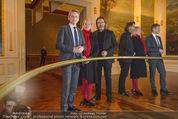 Olafur Eliasson Ausstellung - Winterpalais - Fr 20.11.2015 - Olafur ELIASSON, Josef OSTERMAYER, Agens HUSSLEIN48