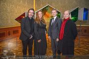 Olafur Eliasson Ausstellung - Winterpalais - Fr 20.11.2015 - Josef OSTERMAYER, Francesca HABSBURG, Olafur ELIASSON,A HUSSLEIN55