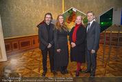 Olafur Eliasson Ausstellung - Winterpalais - Fr 20.11.2015 - Josef OSTERMAYER, Francesca HABSBURG, Olafur ELIASSON,A HUSSLEIN56