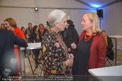 Olafur Eliasson Ausstellung - Winterpalais - Fr 20.11.2015 - Agnes HUSSLEIN, Baronesse Fiona von THYSSEN-BORNEMISZA91