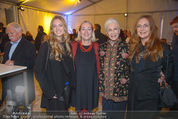 Olafur Eliasson Ausstellung - Winterpalais - Fr 20.11.2015 - Francesca HABSBURG T�chter Gloria und Eleonore, Agnes HUSSLEIN96