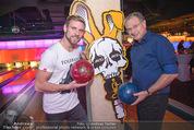 Charity Disco Bowling - Oceanpark - Di 24.11.2015 - Herbert FECHTER mit Sohn Georg33