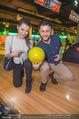 Charity Disco Bowling - Oceanpark - Di 24.11.2015 - Lukas PL�CHL mit Schwester Sonja36