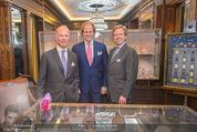 Re-Opening - Juwelier Köchert - Mi 25.11.2015 - Wolfgang, Florian und Christoph K�CHERT10
