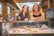 Re-Opening - Juwelier Köchert - Mi 25.11.2015 - Kati BELLOWITSCH, Bianca SCHWARZJIRG40