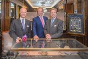 Re-Opening - Juwelier Köchert - Mi 25.11.2015 - Wolfgang, Florian und Christoph K�CHERT8