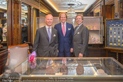 Re-Opening - Juwelier Köchert - Mi 25.11.2015 - Wolfgang, Florian und Christoph K�CHERT9