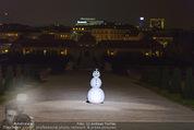 Weihnachtscocktail - Oberes Belvedere - Fr 27.11.2015 - 1