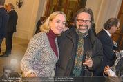 Weihnachtscocktail - Oberes Belvedere - Fr 27.11.2015 - Agnes HUSSLEIN, Gerald BAST101