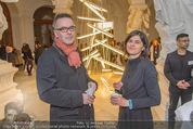Weihnachtscocktail - Oberes Belvedere - Fr 27.11.2015 - 31