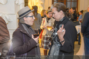 Weihnachtscocktail - Oberes Belvedere - Fr 27.11.2015 - 43