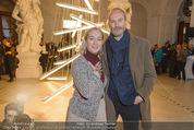 Weihnachtscocktail - Oberes Belvedere - Fr 27.11.2015 - Agens HUSSLEIN, Erwin WURM47