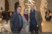 Weihnachtscocktail - Oberes Belvedere - Fr 27.11.2015 - Manfred ERJAUTZ, Agens HUSSLEIN, Erwin WURM49