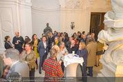 Weihnachtscocktail - Oberes Belvedere - Fr 27.11.2015 - 53