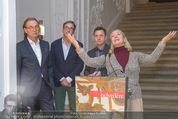 Weihnachtscocktail - Oberes Belvedere - Fr 27.11.2015 - Alfred WEIDINGER, Manfred ERJAUTZ, Agens HUSSLEIN67