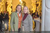 Weihnachtscocktail - Oberes Belvedere - Fr 27.11.2015 - Karin KNEISSL, Agnes HUSSLEIN92