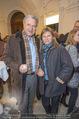 Weihnachtscocktail - Oberes Belvedere - Fr 27.11.2015 - Herbert FECHTER mit Ehefrau94