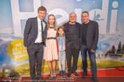 Kinopremiere Heidi - Village Cinemas - Di 01.12.2015 - Anuk STEFFEN, Bruno GANZ, Isabelle OTTMANN, Maxim MEHMET, HERING1