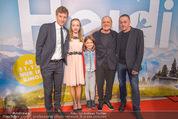 Kinopremiere Heidi - Village Cinemas - Di 01.12.2015 - Anuk STEFFEN, Bruno GANZ, Isabelle OTTMANN, Maxim MEHMET, HERING10